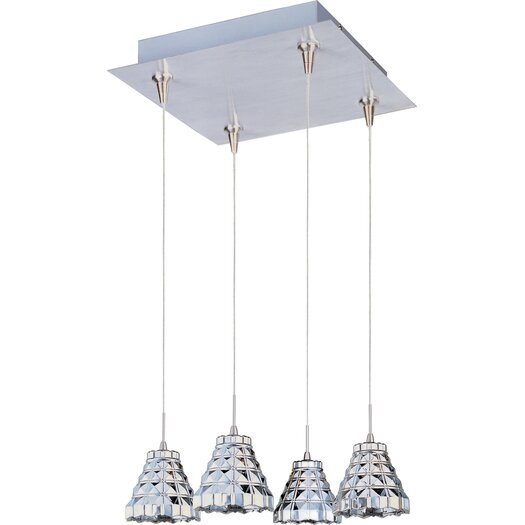 ET2 Minx 4 Light Pendant