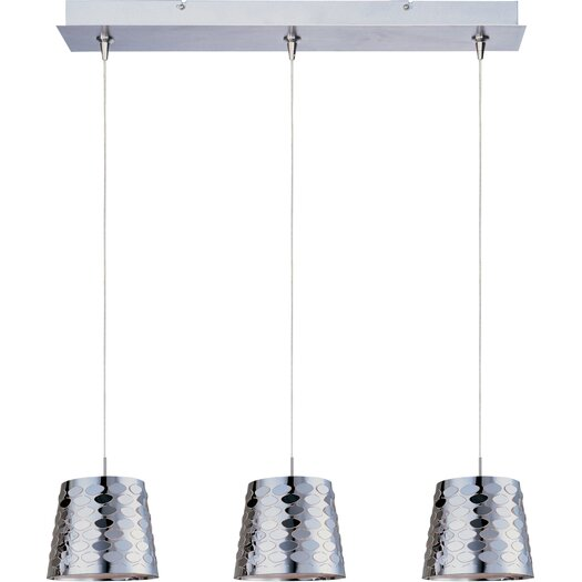 ET2 Mermaid 3-Light RapidJack Pendant and Canopy