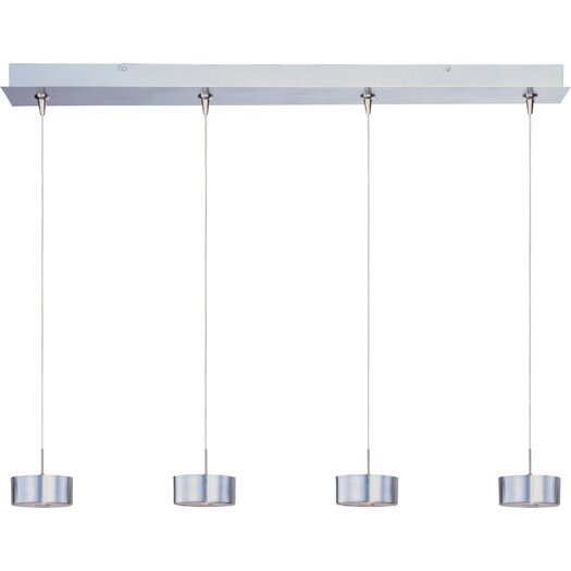 ET2 Percussion 4-Light RapidJack Pendant and Canopy