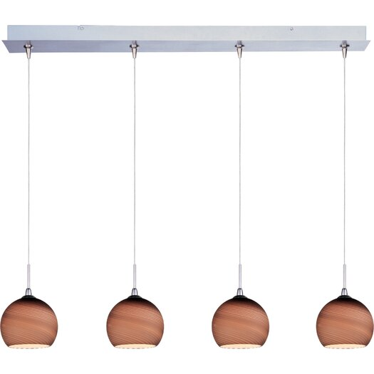 ET2 Minx 4 Light RapidJack Linear Pendant