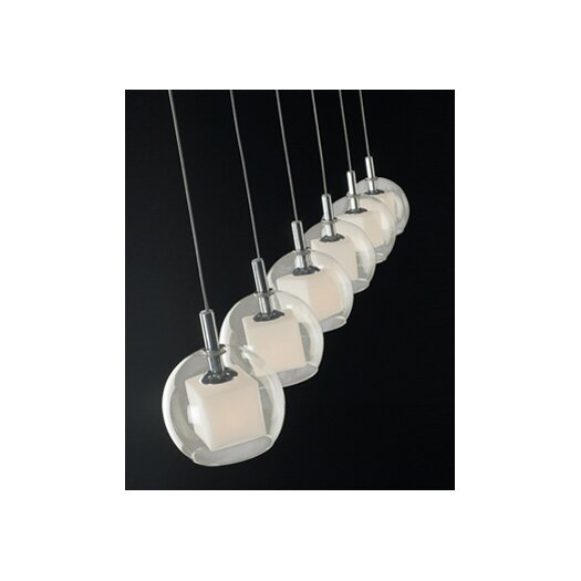 ET2 Nucleus 6-Light Pendant