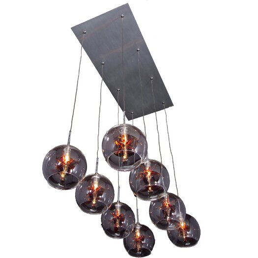 ET2 Starburst 8-Light Pendant