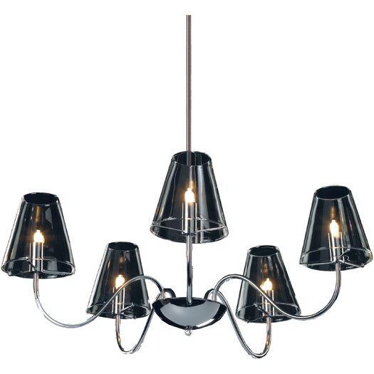 ET2 Doon 5 - Light Chandelier