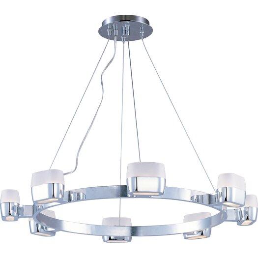 ET2 Serena 8 - Light Multi - Light Pendant