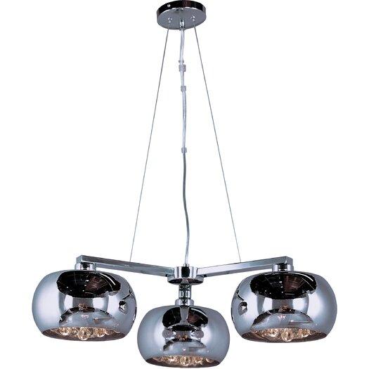 ET2 Satie 3 - Light Multi - Light Pendant