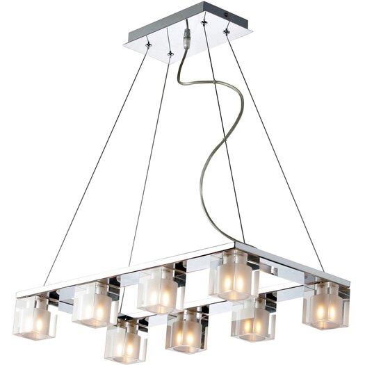 ET2 Blocs 8-Light Pendant