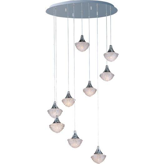 ET2 Voices 9 - Light Multi - Light Pendant