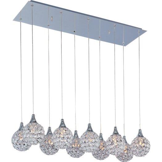 ET2 Brilliant 10-Light Pendant