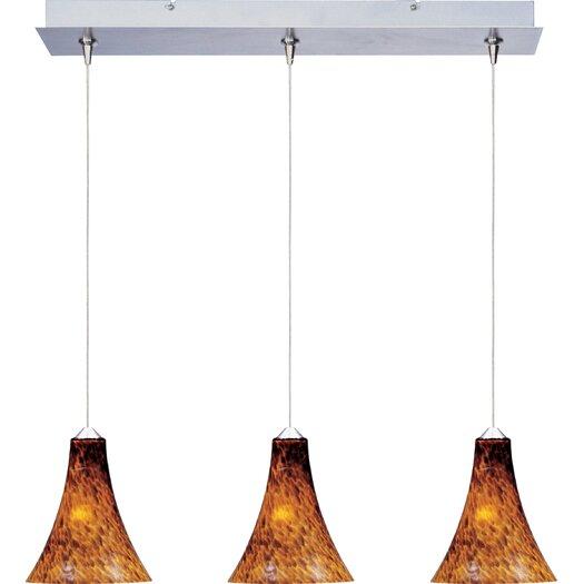 ET2 Minx 3 Light Linear Pendant