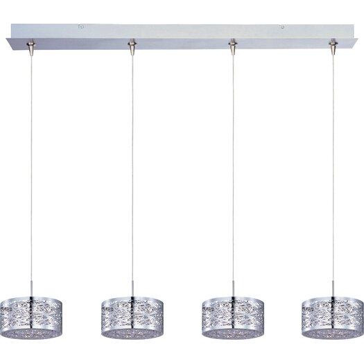ET2 Minx 4 Light Linear Pendant