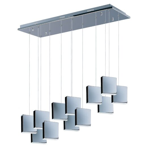 ET2 Brozook 12 - Light Linear Pendant
