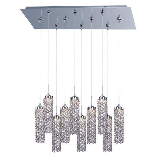 ET2 Sparkle 10 - Light Multi - Light Pendant