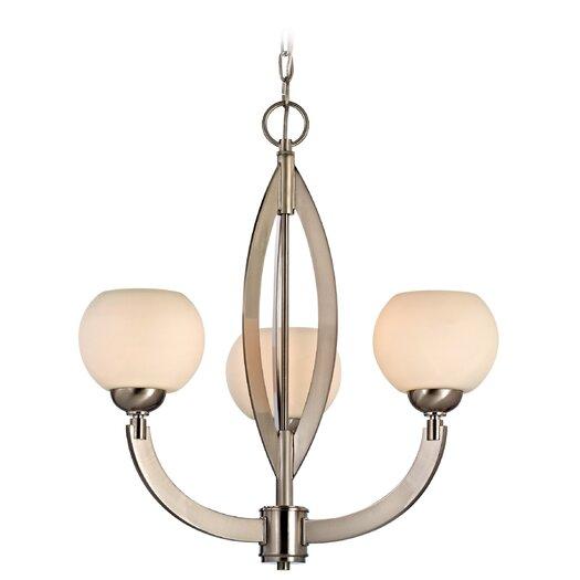 Dolan Designs Odyssey 3 Light Chandelier
