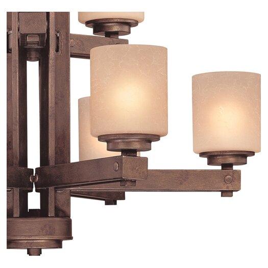 Dolan Designs Sherwood 9 Light Chandelier