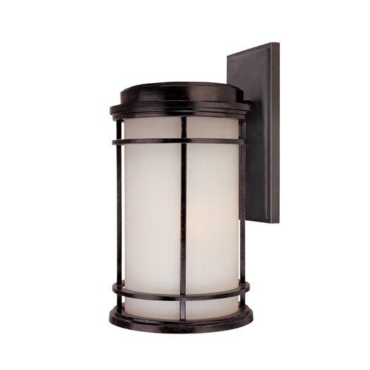 Dolan Designs La Mirage 1 Light Outdoor Wall Lantern