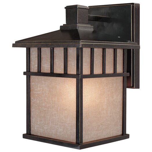 Dolan Designs Barton 1 Light Outdoor Wall Lantern