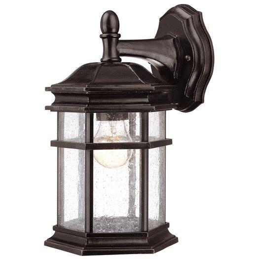 Dolan Designs Barlow 1 Light Outdoor Wall Lantern