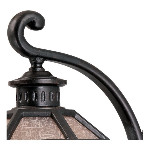 Dolan Designs Vintage 1 Light Outdoor Wall Lantern