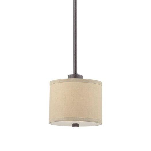 Dolan Designs Tecido 1 Light Mini Pendant