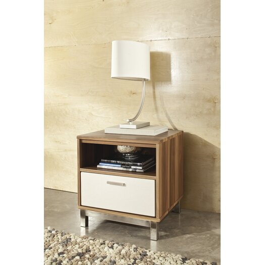 Signature Design by Ashley Candiac 1 Drawer Nightstand