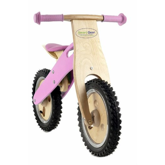 Smart Gear Girl's Bubbleicious Balance Bike