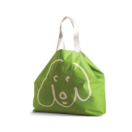 Crypton Doodle Dog Tote Bag