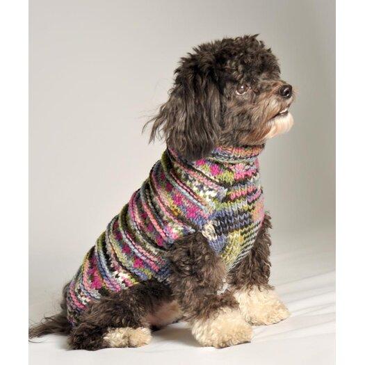Chilly Dog Woodstock Dog Sweater