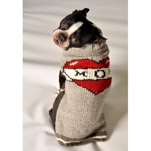 Chilly Dog Tattooed Mom Dog Sweater