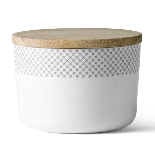 Menu Sugar Bowl with Lid