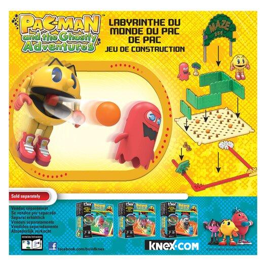 K'NEX Pac-Man Maze Assortment