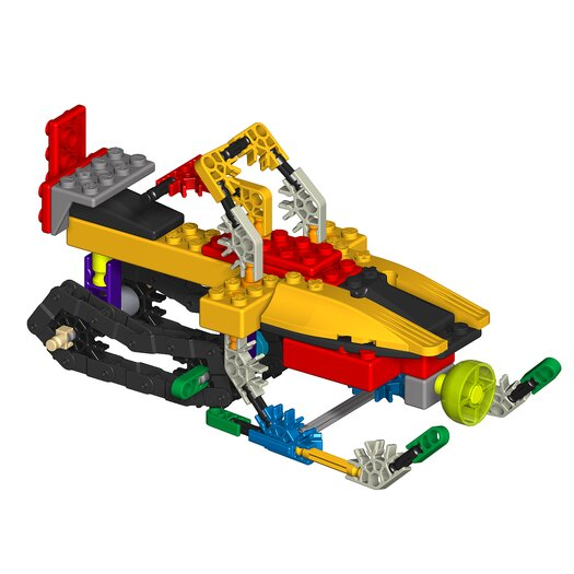 K'NEX Education Elementary Construction Building Set
