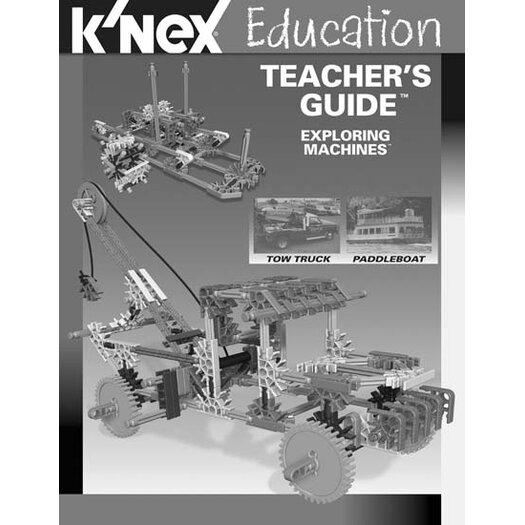 K'NEX Education Exploring Machines Building Set