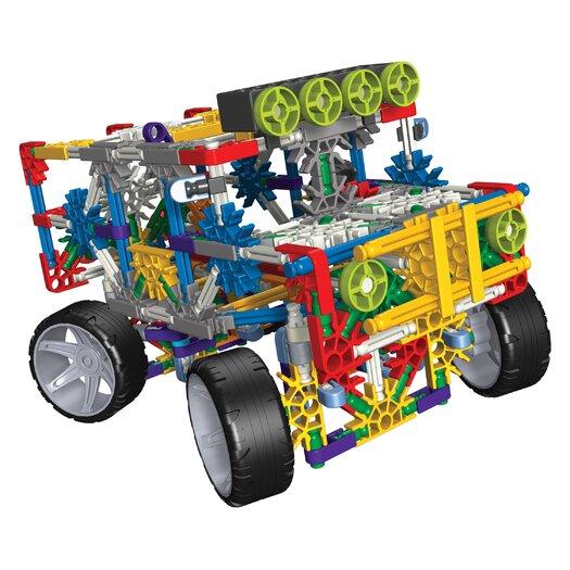 K'NEX Classics 4 Wheel Drive Truck Building Set