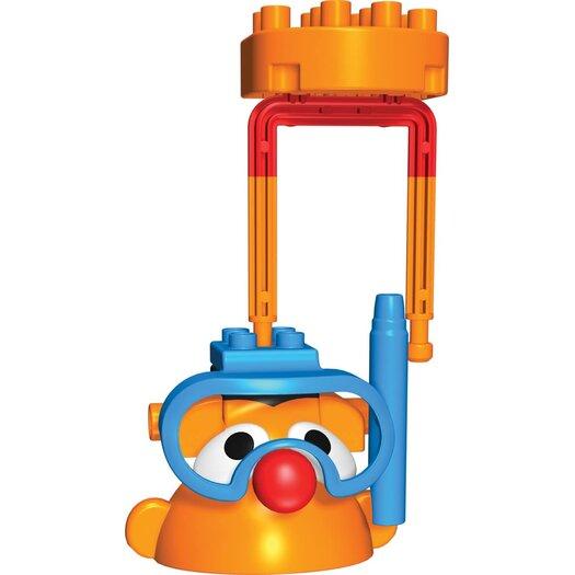 K'NEX Sesame Street Swim Time Ernie Building Set