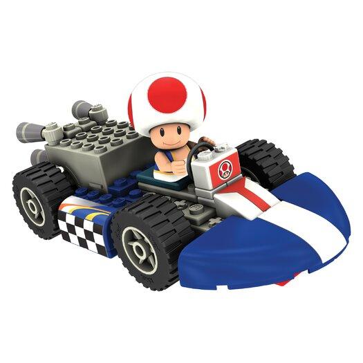 K'NEX Nintendo Toad and Standard Kart Building Set