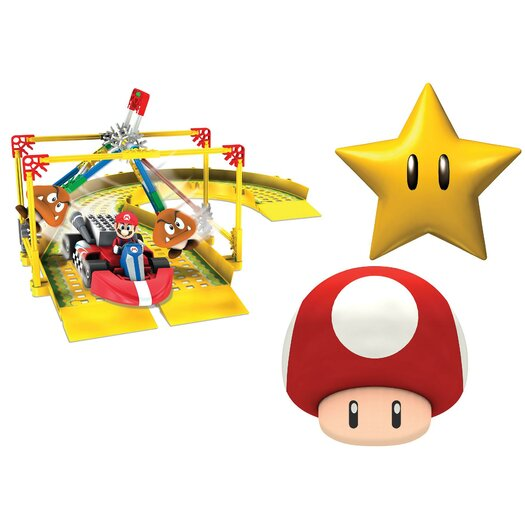 K'NEX Mario VS Goombas / Track Pack Kit