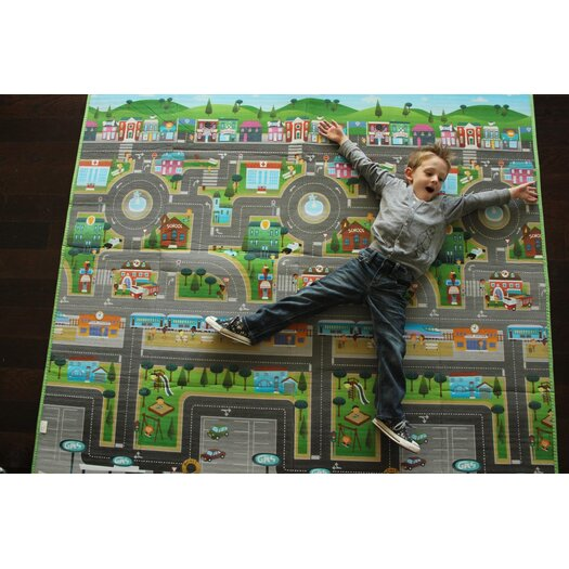 Prince Lionheart Double Sided Play Mat