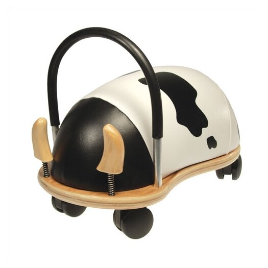 Prince Lionheart Wheely Bug Cow Push/Scoot Ride-On