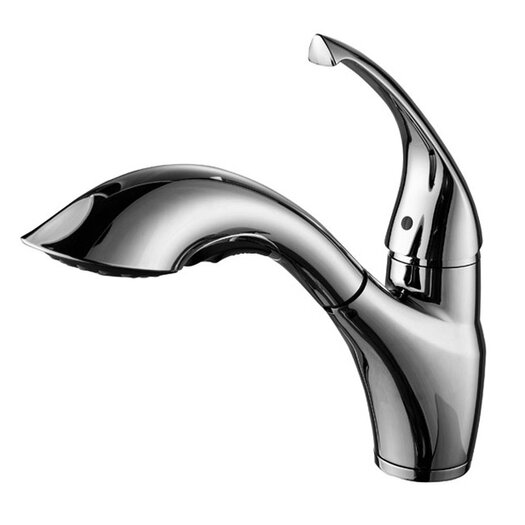 Kraus Kitchen Faucet with Pull-Out Spray
