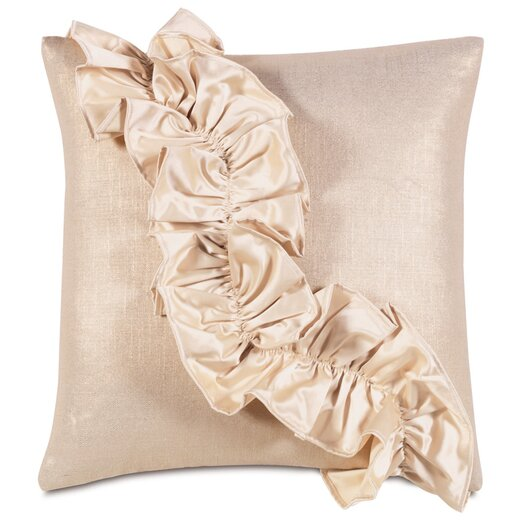 Eastern Accents Bardot Reflection Ruffle Accent Pillow