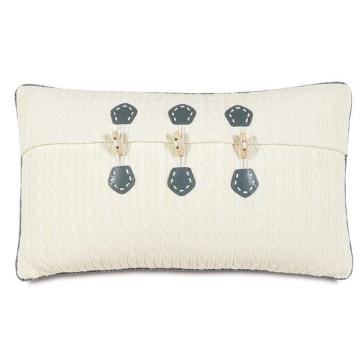 Eastern Accents Ryder Jude Toggles Accent Pillow
