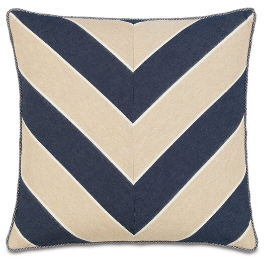 Eastern Accents Ryder Abbot Chevron Accent Pillow