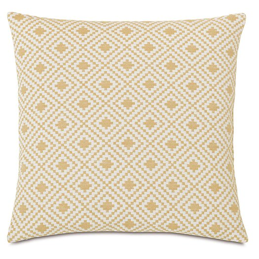 Eastern Accents Downey Cyrus Straw Accent Pillow