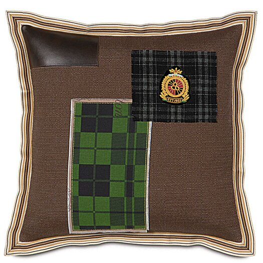 Eastern Accents MacCallum Patchwork Decorative Pillow