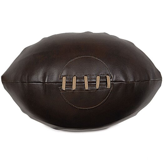Eastern Accents MacCallum Hoffman Rugby Decorative Pillow