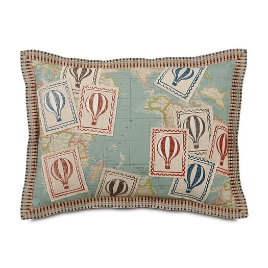 Eastern Accents Kai Monde Printed Baloons Decorative Pillow