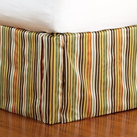 Eastern Accents Melange Bed Skirt