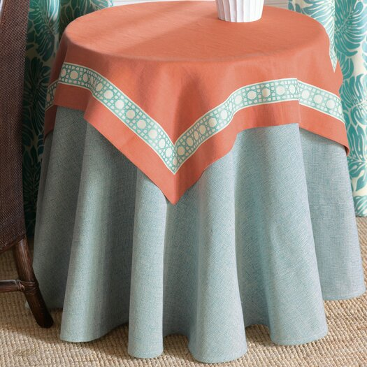 Eastern Accents Capri Round Tablecloth