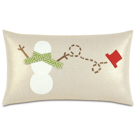 Eastern Accents Seasonally Chic Jack Frosters Pillow