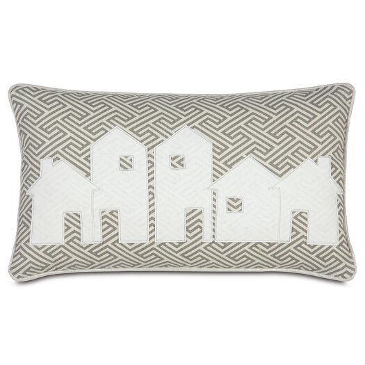 Eastern Accents Tinsel Town Christmas Village Pillow
